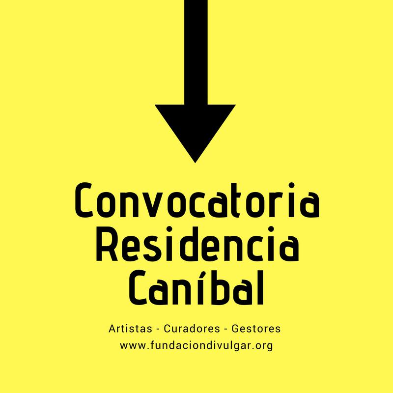 ConvocatoriaResidenciaCaníbal