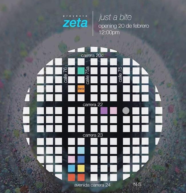 Proyecto Zeta, Galería Beta.