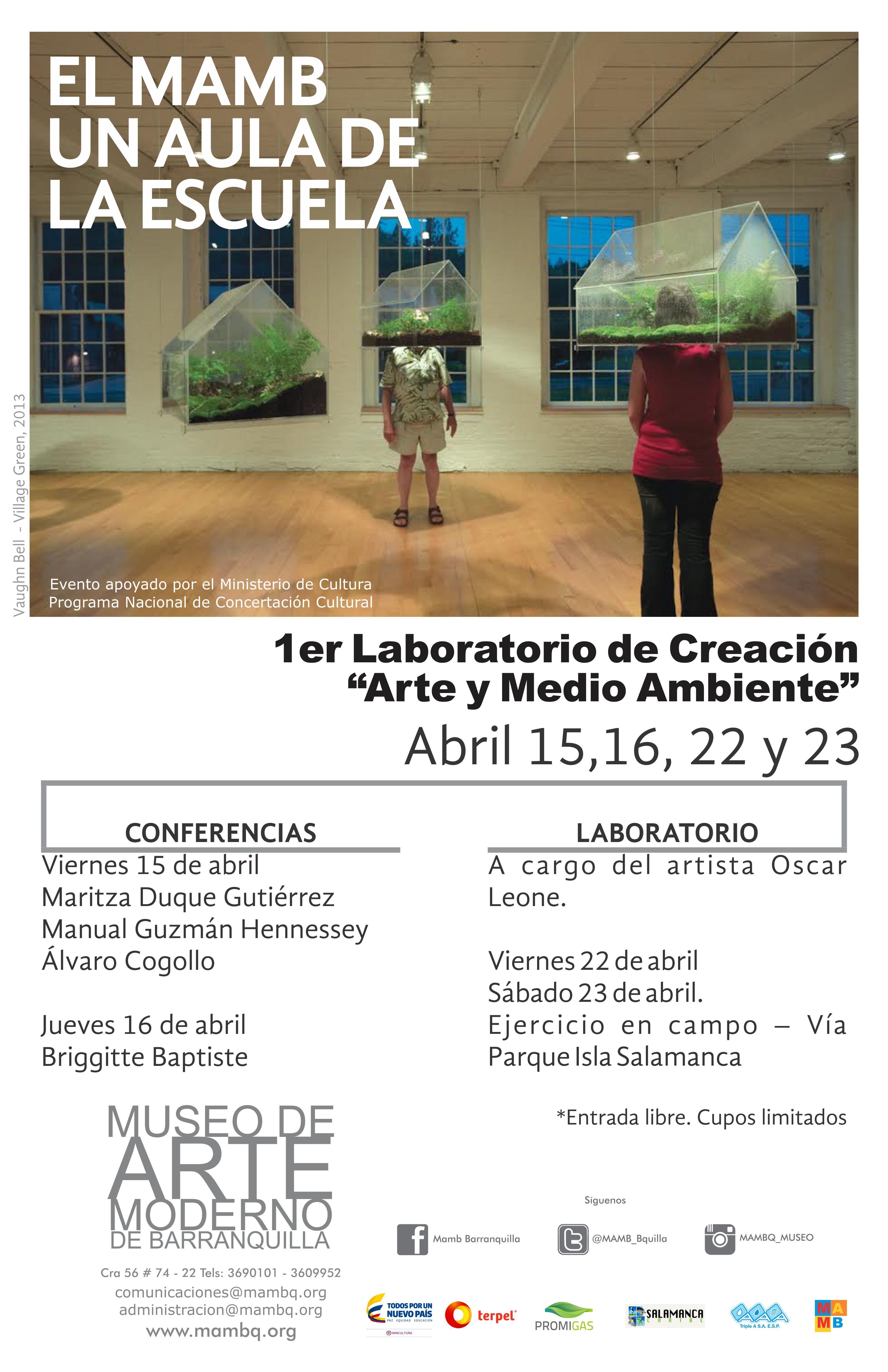 afiche mambaula laboratorio 2016 def