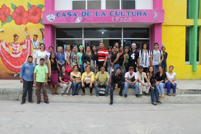 Artistas, Artesanos, Diseñadores y agentes en Nodo I Santo Tomás