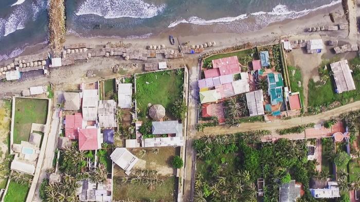 Salgar vista aerea proyecto Ruey Cezar
